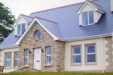 new homes built by quigley construction donegal